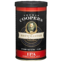 COOPERS Thomas Coopers Selection India Pale Ale (Индийский Светлый Эль) 1,7 кг.