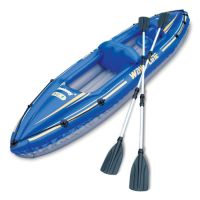 Лодка Wave Line Kayak Set (360х76 см.), BESTWAY