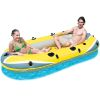 Лодка-плот Hydro-Force Raft Set (255х127см.), BESTWAY